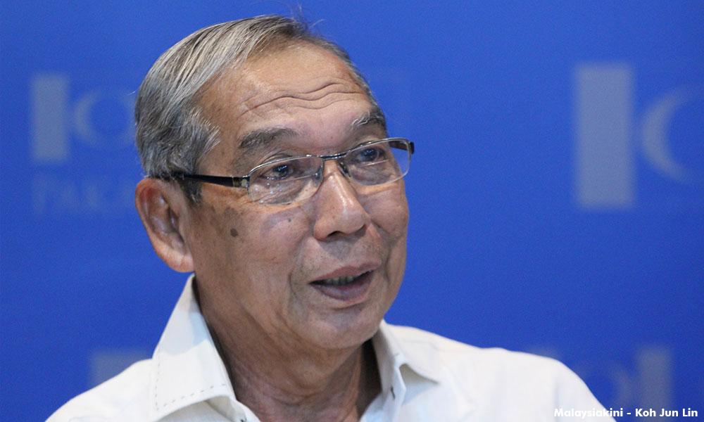 Bekas Pengerusi SPR Bertanding di Putrajaya