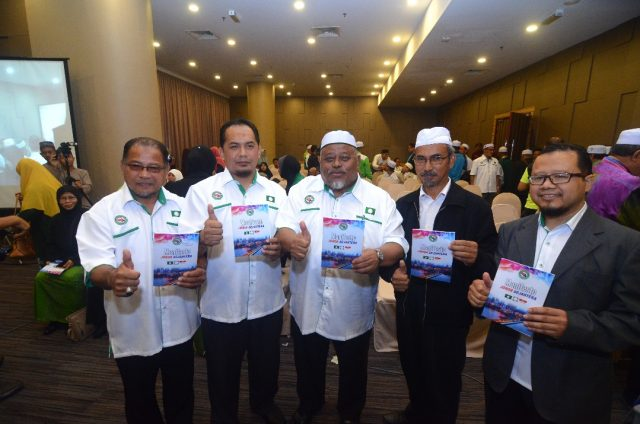 Kupasan Sidang Media Pengisytiharan Manifesto PAS Johor