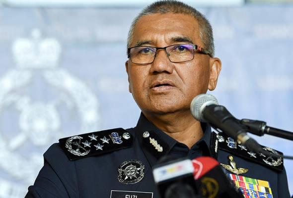 Polis Tubuh Bahagian Khas Kendali Kes Akta Antiberita Tidak Benar