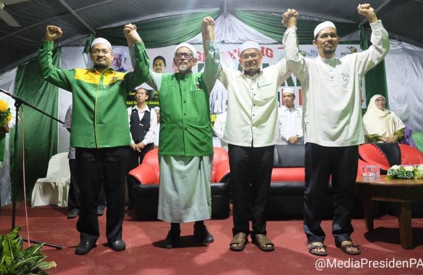 Radhi Mat Din calon PAS Parlimen Pokok Sena