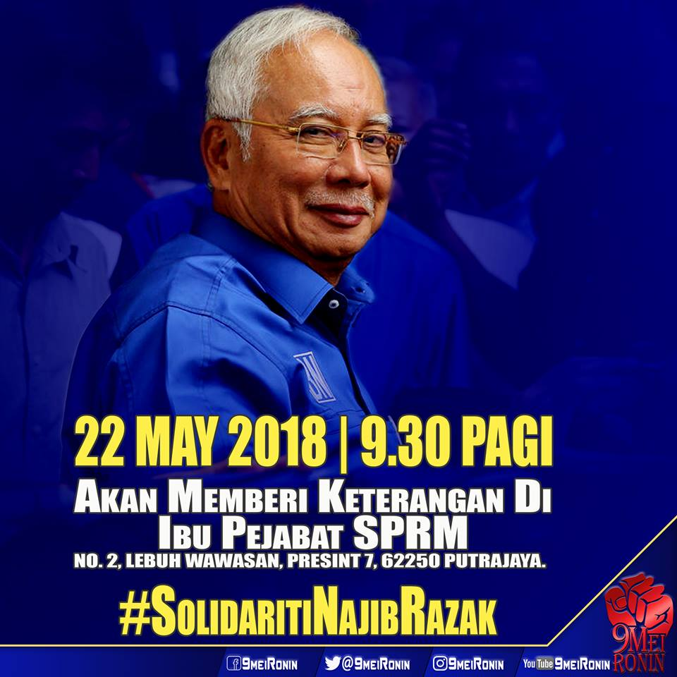 7 kehebatan DS Najib muncul selepas kejatuhannya
