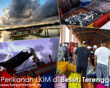 Antara Faktor Harga Ikan di Terengganu Mahal
