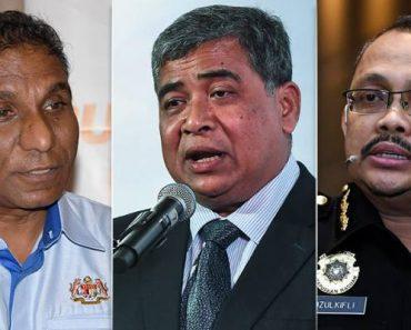 Irwan Serigar, Khalid Abu Bakar, Dzulkifli Ahmad disenarai hitam Jabatan Imigresen?