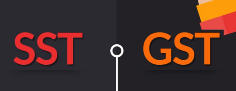 Perbezaan GST dan SST Penerangan Ringkas Mengenai Cukai