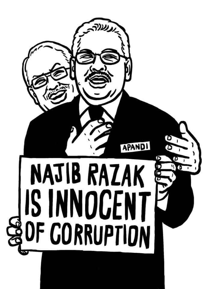 Siapa Apandi Ali Bekas Peguam Negara Malaysia
