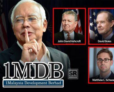 Siasatan 1MDB dan kes Pemilihan Peguam Negara