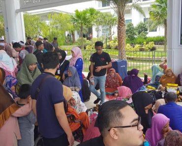 Tabung Haji (TH) Hentikan Perkhidmatan Penginapan Percuma kepada Jemaah Transit