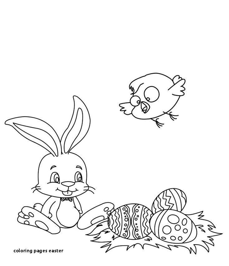 Easter Bunny Coloring Pages New Coloring Pages Easter the Kids Will Love these Free Printable Easter
