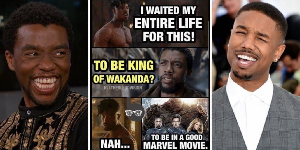 Black Panther Memes ly True Fans Will Understand