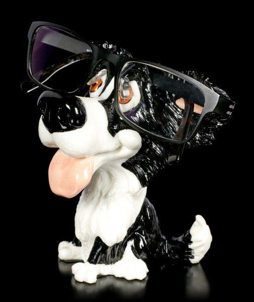 Glasses Holder Dog Border Collie Opti Paws