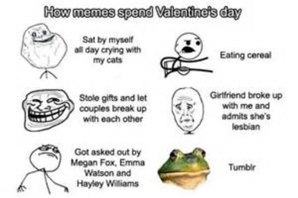 65 Funny Valentines Day Memes 6512 18