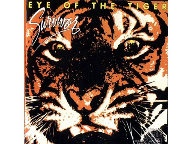Best running songs Eye of the Tiger by Survivor