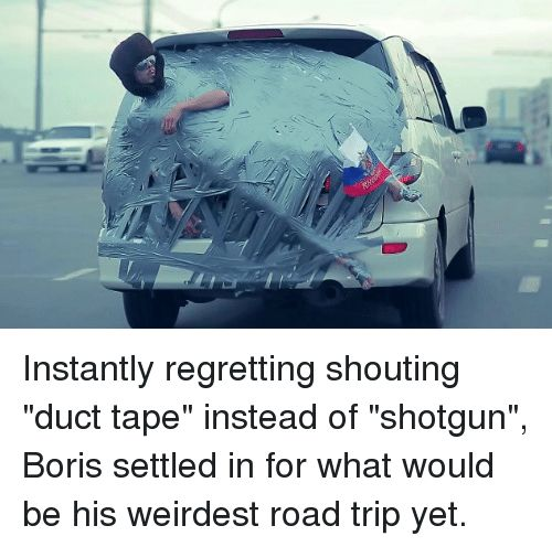 9 Duct tape fixes everything