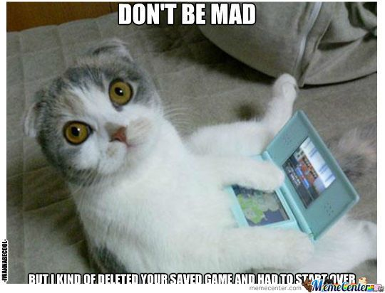 Don t Be Mad