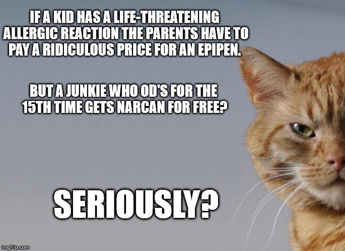 Why the Narcan vs Epi Pen Memes Need to Stop From an Allergy Mom