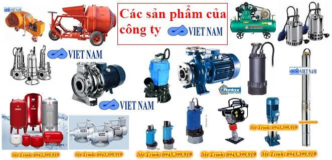 Cacsanphamcuacongtycsvietnam