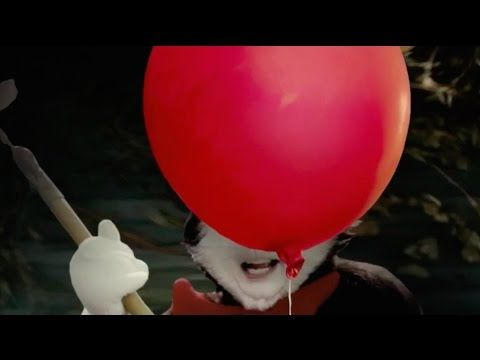 IT 2017 TRAILER BUT IT S THE CAT IN THE HAT