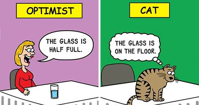 This Man Has Been Creating Cat Cartoons For Over 20 Years And Here Are 40 The Best es