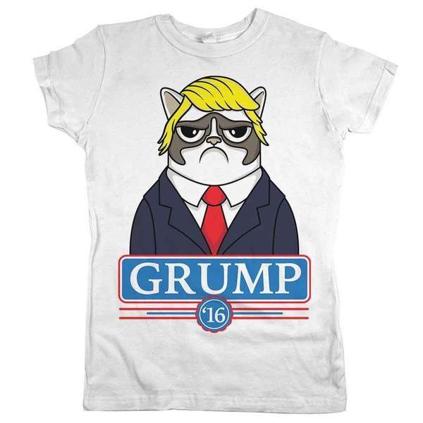 Donald Trump Grumpy Cat T Shirt