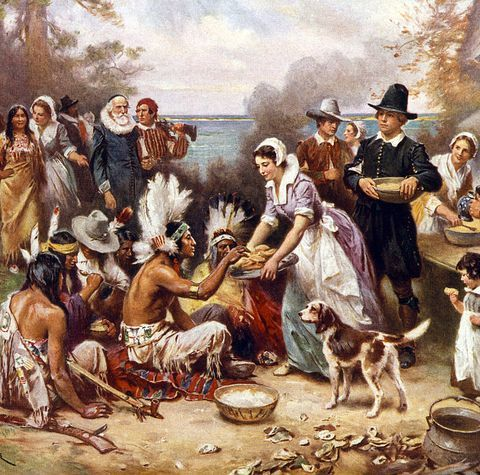 the first thanksgiving thanksgiving trivia