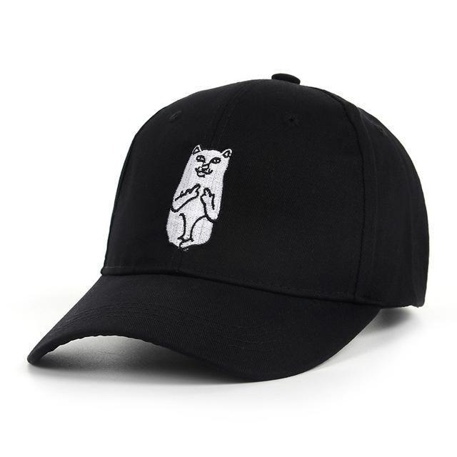 Badass Cat Cap
