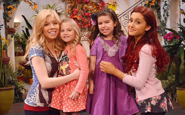 Nickelodeon s Sam & Cat guest stars Sophia Grace and Rosie VIDEO
