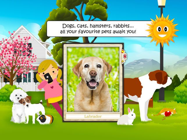 My Pets Cat & Dog For Kids on the App Store