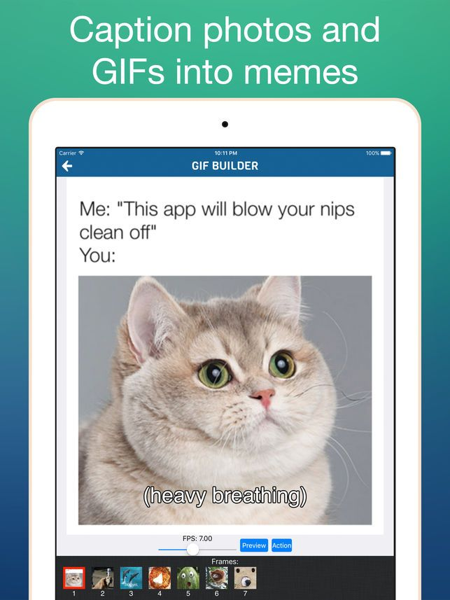 Pictophile Meme Editor & Maker on the App Store