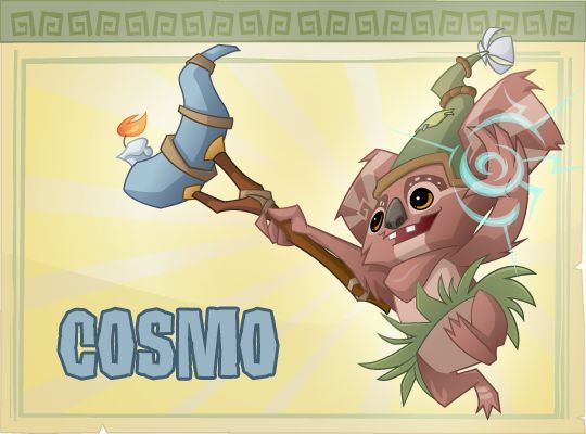 She is the 6th newest minor Alpha and is a great edition to the Animal Jam