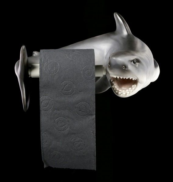 Preview Toilet Paper Holder Shark