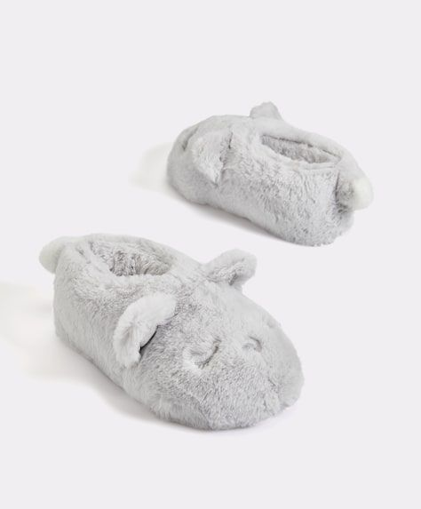 Funny cat slippers 6