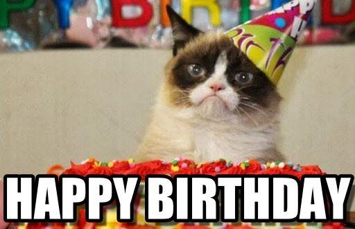 Happy Birthday Go … Spoil yourself