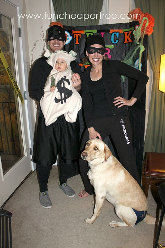 Tons of homemade Halloween costume ideas plus how to save TONS of money on Halloween costumes