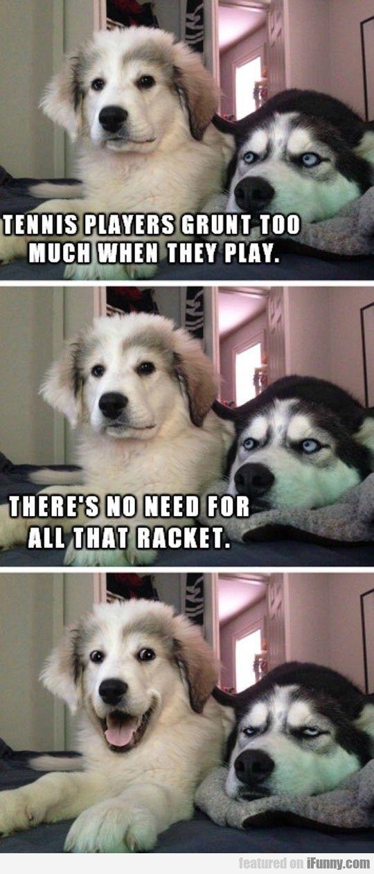 "I swear "" Pun Husky Husky Humor Funny"