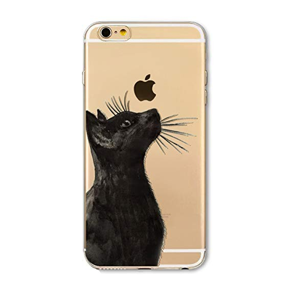 Desirca Newest Super Cute Phone Cases For Iphone 6 6S Case Fashion Luxury Ultra Thin Funny