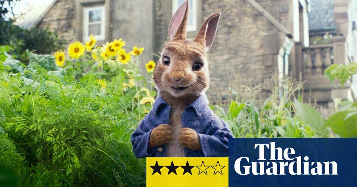 Peter Rabbit review James Corden s twerking bunny s away with it – just