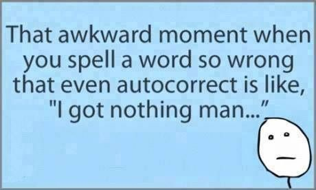 funny picture wrong word autocorrect