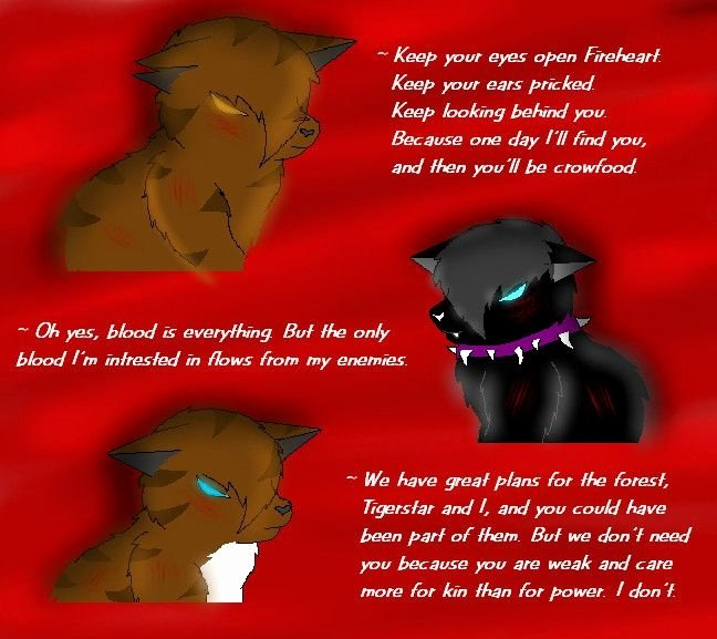 Warrior Cats Funny Quotes Greatest Warrior Cats Quotes Quotestopics