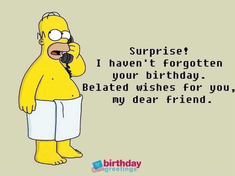 Belated Birthday Best Happy Birthday Wishes Unique Www Birthday Wishes 0d Belated of happy belated birthday funny