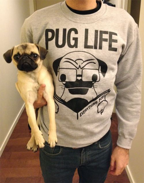 Thug life you err huh pug life