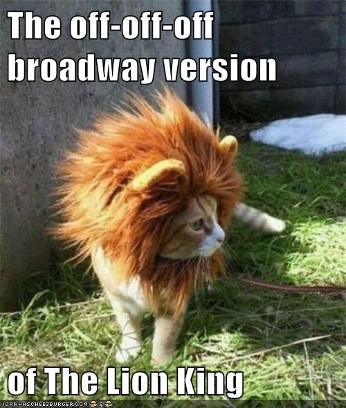 broadway disney lion king musical play theater theatre