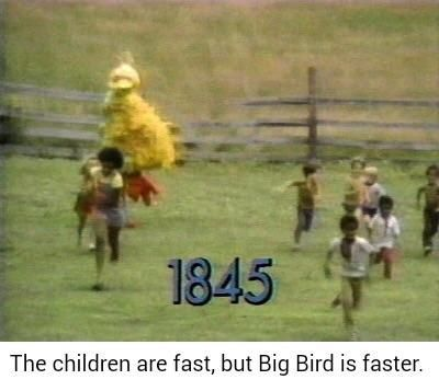 Are Big Bird Memes on the rise are they too similar to Cat In The Hat Memes
