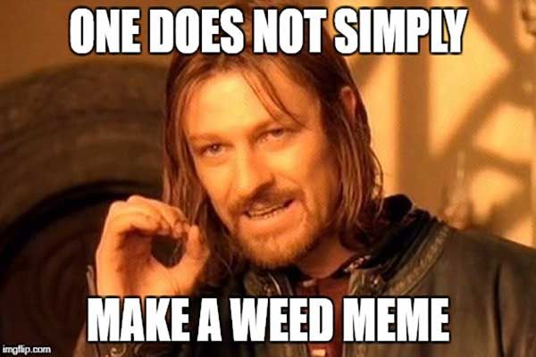 weed meme feature