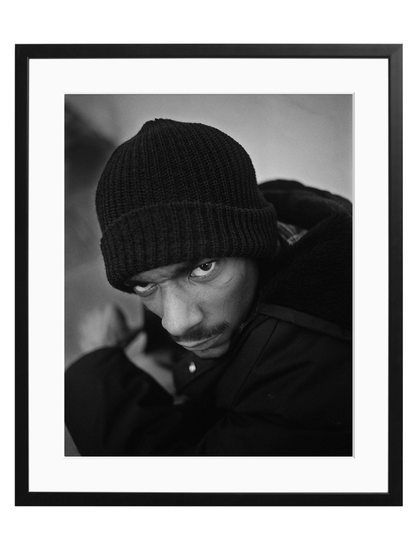 Snoop Dogg London Framed by Sonic Editions at Gilt