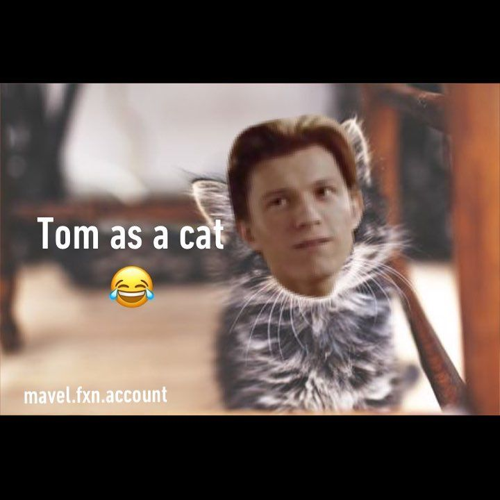 Credit me marvel fxncount marvel tomholland