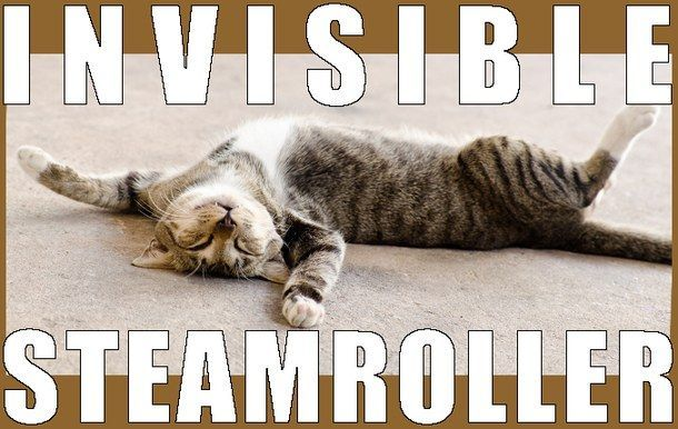 Similiar Invisible Cat Meme Keywords