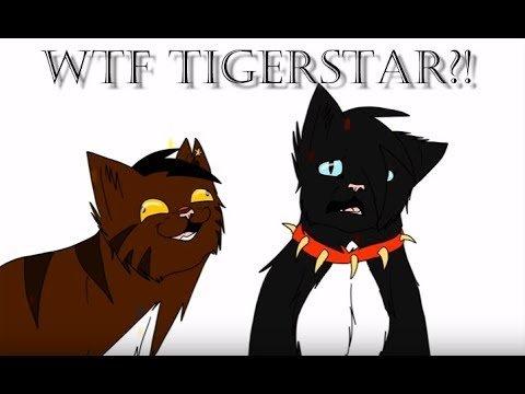 Wtf Tigerstar Warriors Spoof