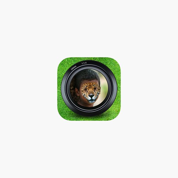 Animal Face Maker Turn Your to Cute Cat Dog Fox Wolf Cheetah Tiger or Other Wild Animals on the App Store