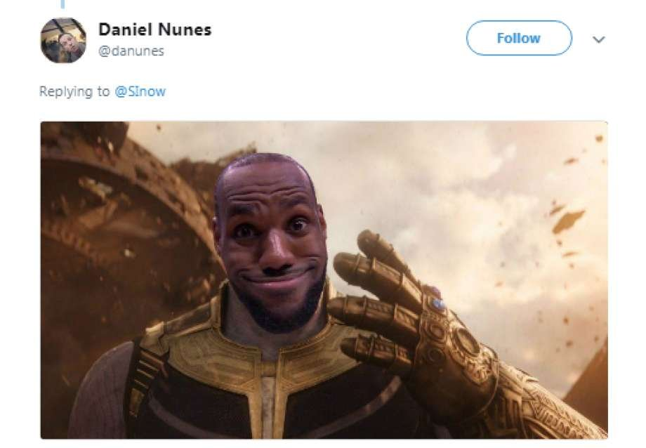Source Twitter Browse through the photos for more memes from Cavs Raptors Game 2