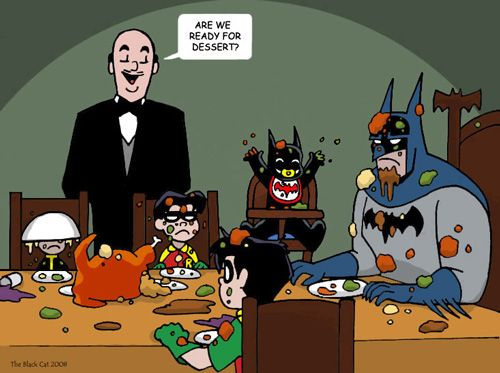 Happy Thanksgiving by The BlackCat